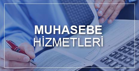MUHASEBE HİZMETLERİ
