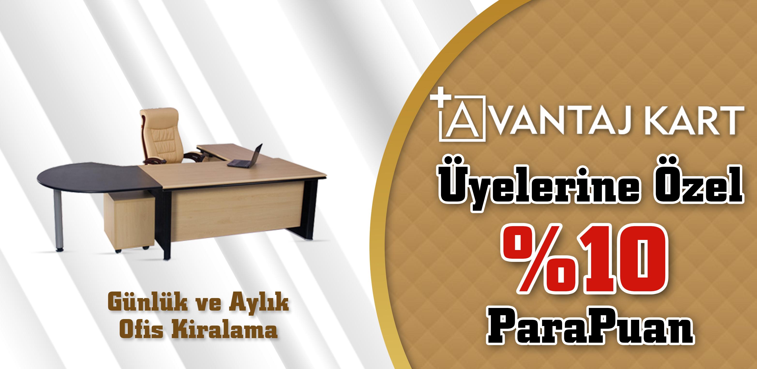 SANAL & HAZIR OFİS KİRALAMA HİZMETLERİ