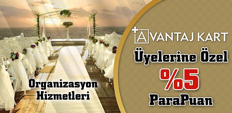 ORGANİZASYON HİZMETLERİ