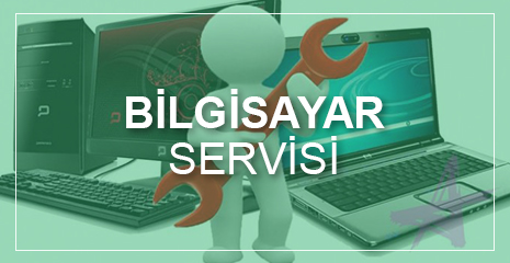 BİLGİSAYAR-TABLET-NOTEBOOK SERVİSİ