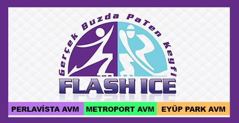 FLASH ICE BUZ PİSTİ (EĞLENCE-SPOR)